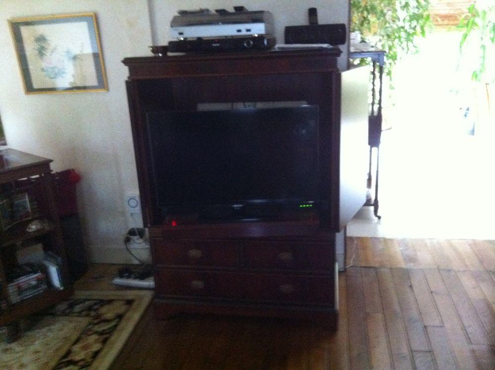 meuble tv en acajou 0 Saint-Raphaël (83)