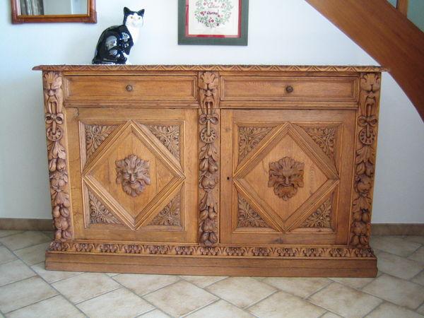 meuble en bois ancien. Black Bedroom Furniture Sets. Home Design Ideas