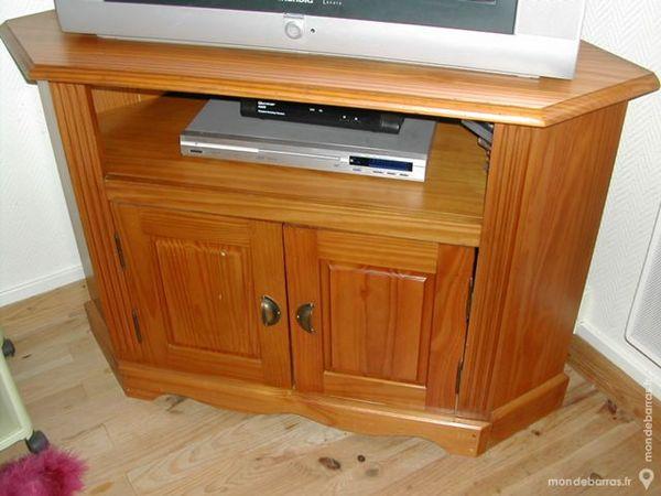 Achetez meuble tv d 39 angle occasion annonce vente fins for Le redoute meuble