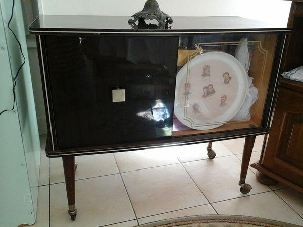 Achetez meuble bar et tv des occasion annonce vente alen on 61 wb146256717 - Meuble annee 60 occasion ...