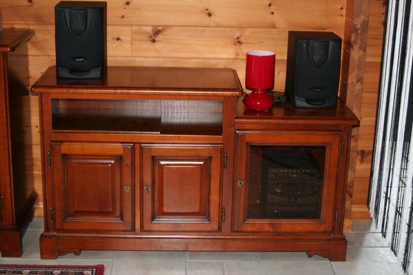 Achetez meuble tv hi fi en occasion annonce vente for Meuble en aulne