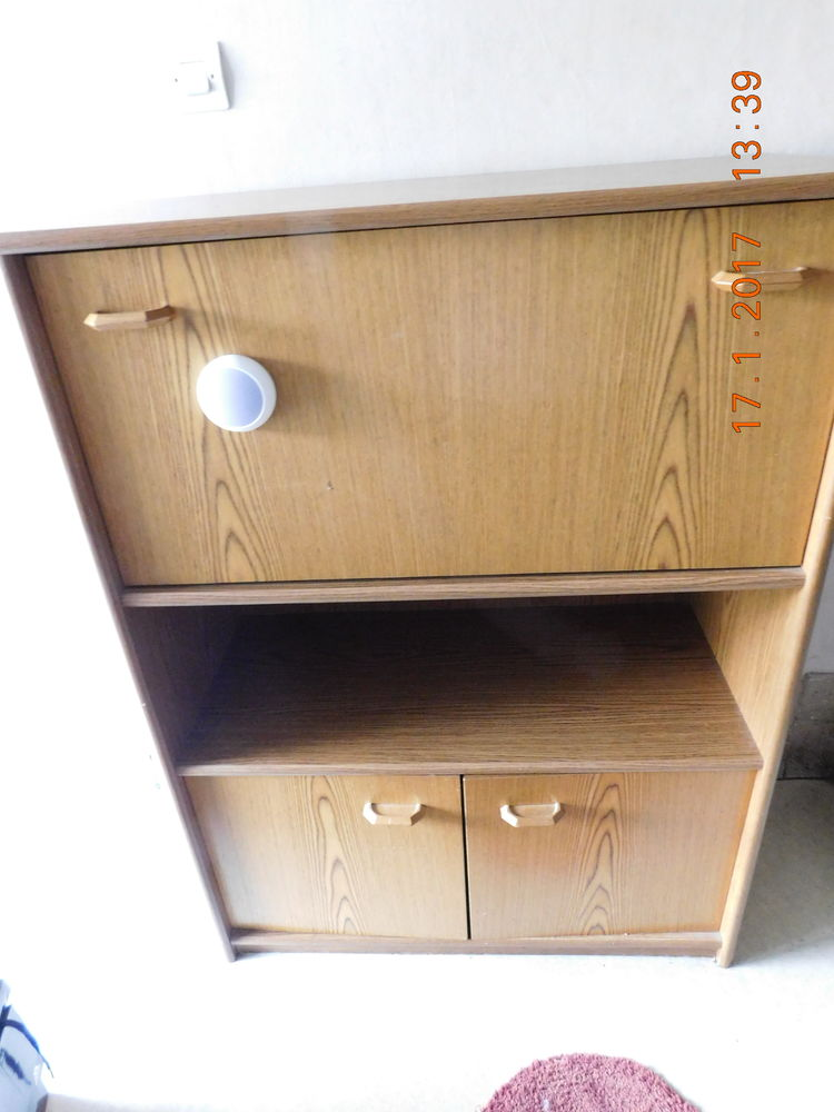 meuble bar avec rangement perfect meuble de rangement cuisine avec plan de travail bar wook. Black Bedroom Furniture Sets. Home Design Ideas