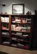Meuble bibliothèque en bois 50 Alès (30)