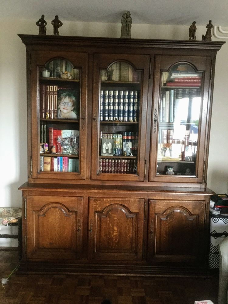meuble bibliothèque buffet 500 Crosne (91)