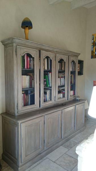 Achetez meuble biblioth que occasion annonce vente le for Vendeur meuble
