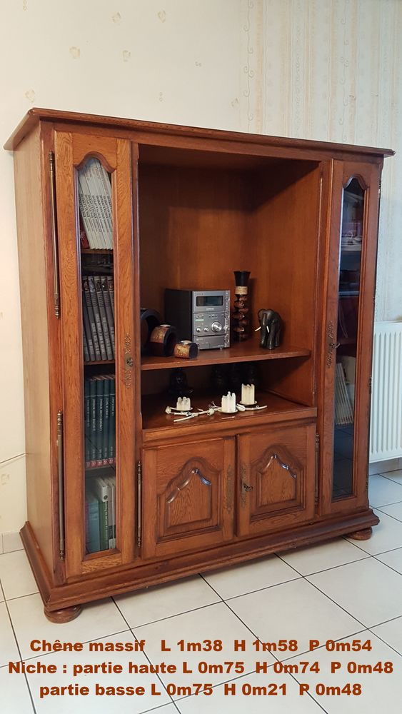 Meuble TV - bibliothèque 320 Fillièvres (62)