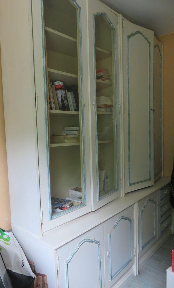 meuble bibliothèque 80 Ronchin (59)