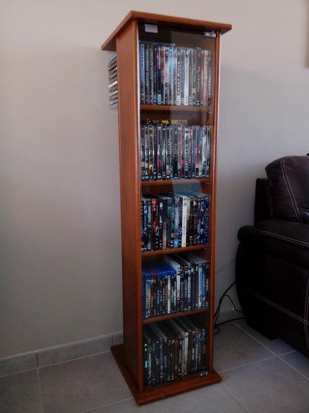 achetez meuble dvd cd bluray occasion annonce vente. Black Bedroom Furniture Sets. Home Design Ideas