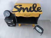 Meuble en bois cossu revisité   SMILE   CBM 65 Francheville (69)
