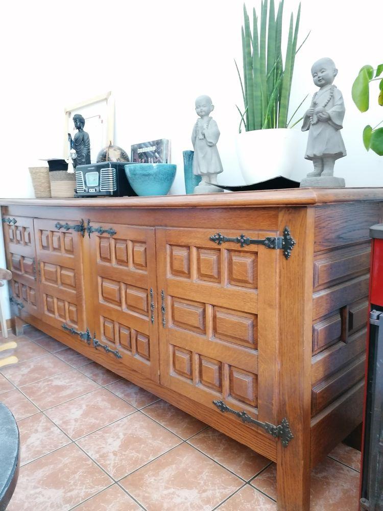 Meuble en bois massif vintage 100 Saint-Estève (66)