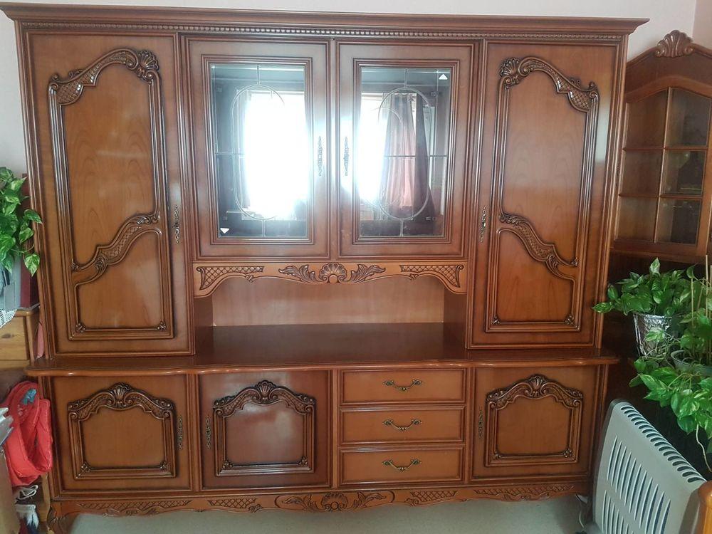 meuble en bois merisier véritable 250 Rouen (76)