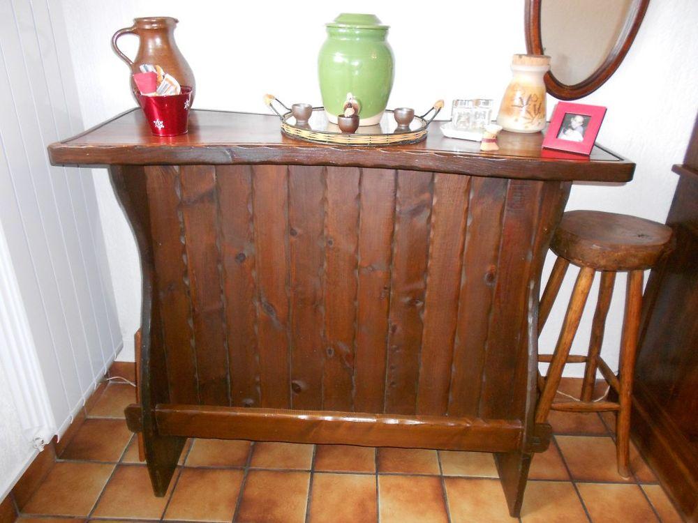 Meuble bar en bois 90 Yzeure (03)