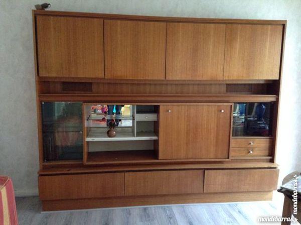 Achetez meuble buffet en occasion annonce vente perpignan 66 wb152828297 - Meuble en teck d occasion ...