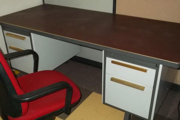 achetez meuble de bureau occasion annonce vente brinay 18 wb148931421. Black Bedroom Furniture Sets. Home Design Ideas