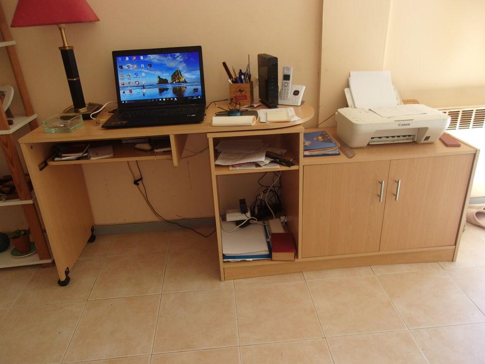 Achetez meuble de bureau occasion annonce vente for Meuble bureau occasion 78