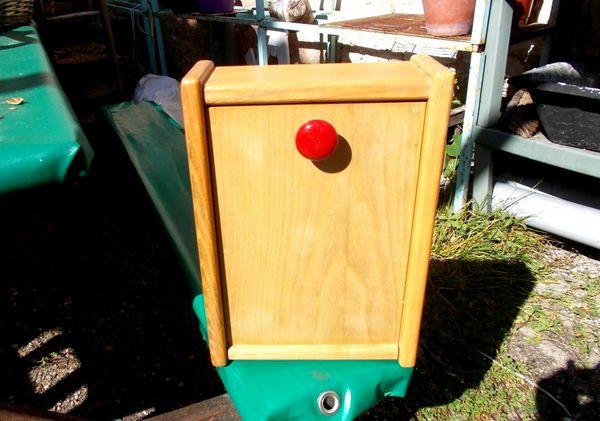 meuble casier en bois de rangement original  35 Monflanquin (47)