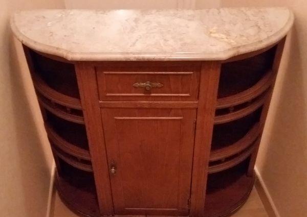 Achetez meuble en cerisier occasion, annonce vente à Cergy (95) WB151007180 -> Meuble Tele Cerisier