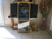 meuble chaine hifi et rangement cd tres bon état  30 Aubagne (13)