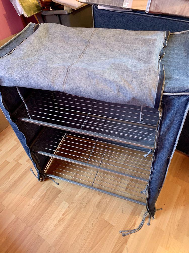 meuble à chaussure structure métal 15 Le Coudray-Montceaux (91)