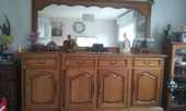 meuble en chene clair 1500 euros 1500 Dainville (62)