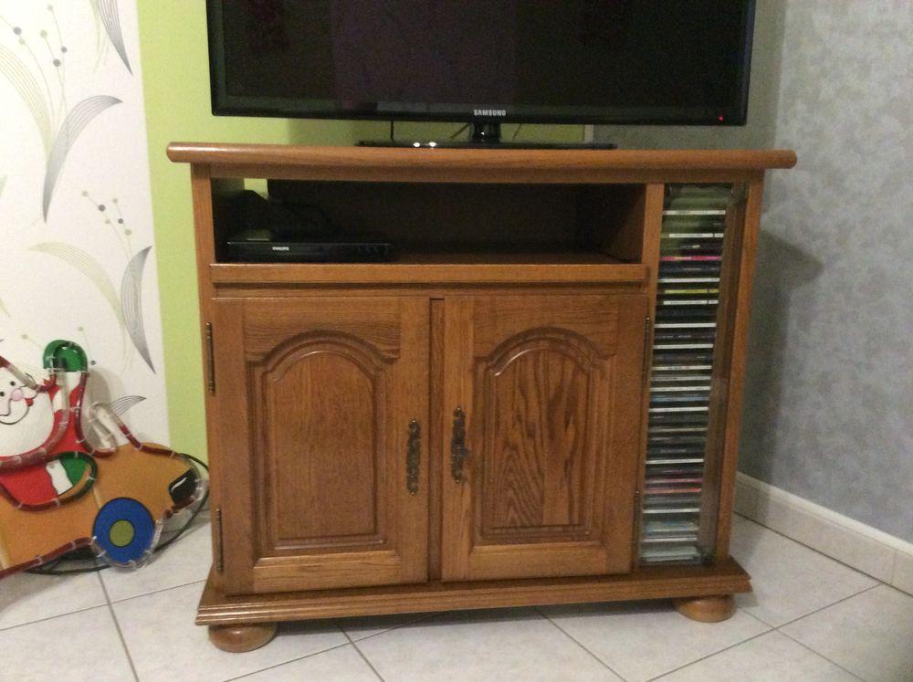 Meuble TV chêne  75 Auberchicourt (59)