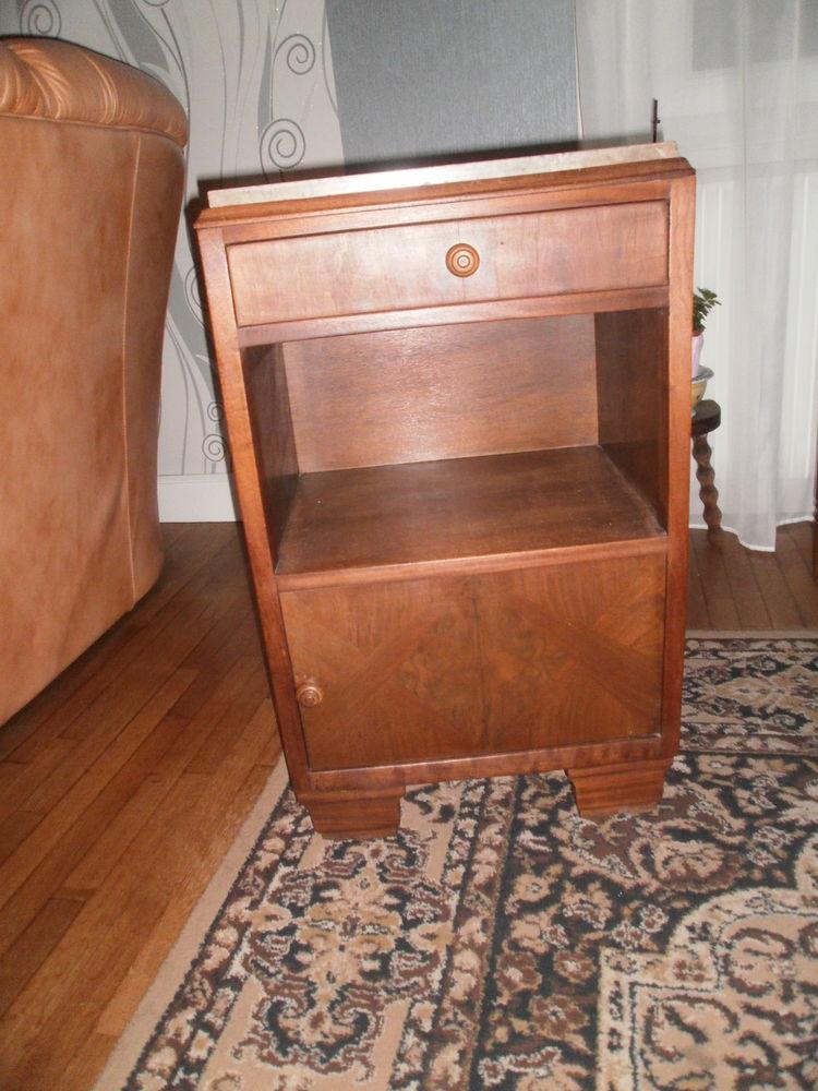 Achetez meuble chevet occasion annonce vente saint l for Meuble ancien avec marbre