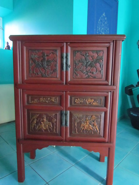 Achetez meuble chinois occasion annonce vente pluvigner 56 wb147592407 - Meubles chinois occasion ...