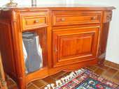 meuble de coin pour télé et hifi en bois massif meurisier 80 Selles-sur-Cher (41)
