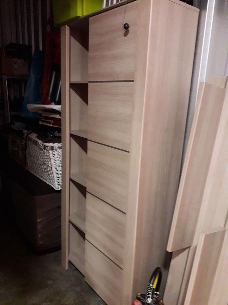 Meuble Colonne 2 portes + étagère 50 Noisy-le-Sec (93)