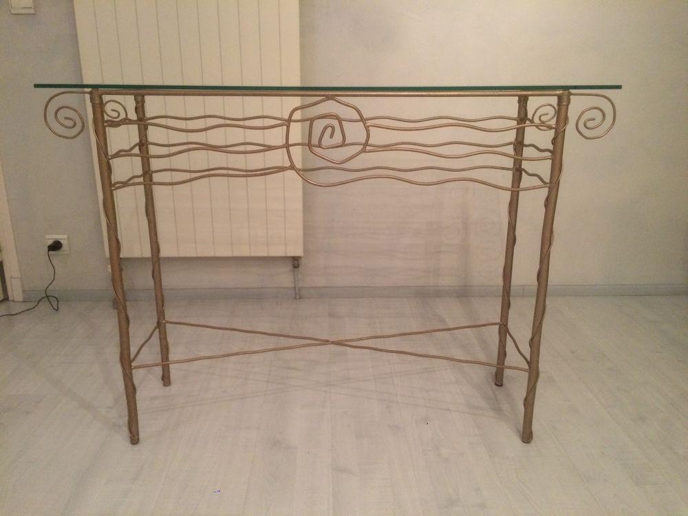 Achetez meuble console métal occasion, annonce vente à BourgenBresse (01) W -> Meubles Métal Occasion