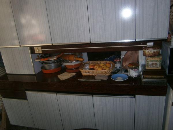 Meubles de cuisine buffet cuisine ann e 50 60 meubles de cuisines - Meuble annee 60 occasion ...