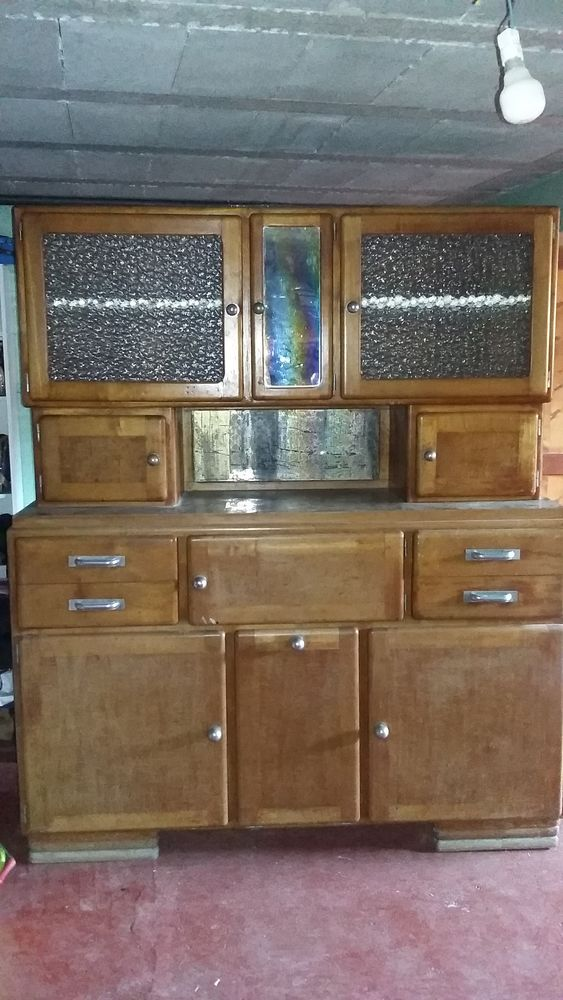 meuble de cuisine des années 50 300 Saint-Laurent-d'Agny (69)