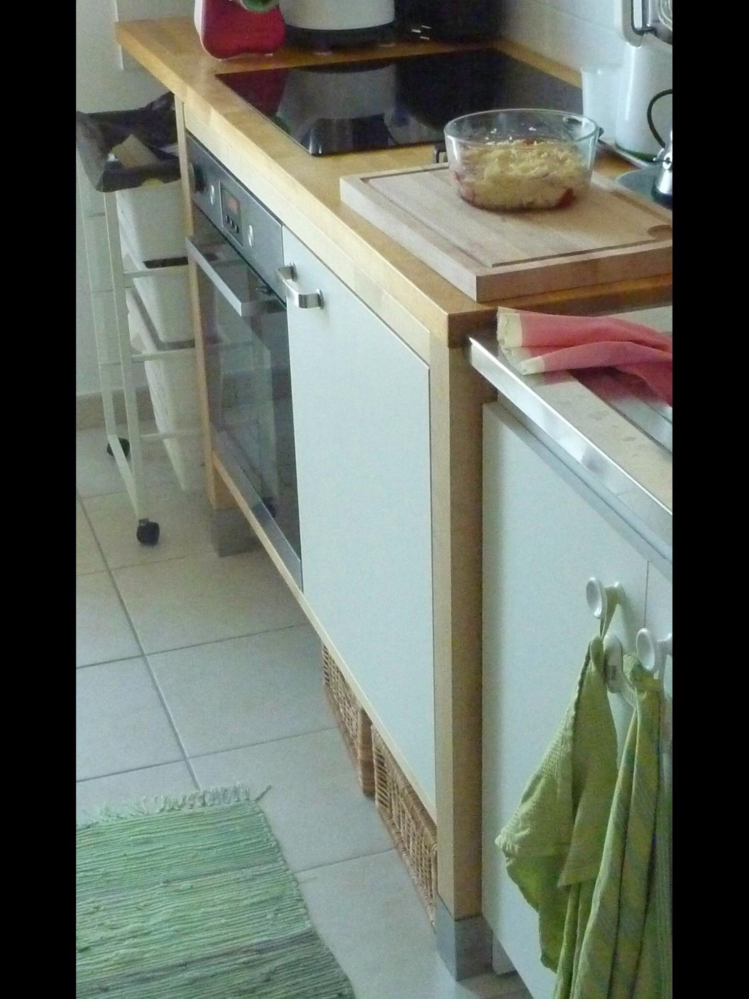 Ilot Central Entre Cuisine Et Salon ~ Achetez Meuble Cuisine Ikea Occasion Annonce Vente Sausset Les