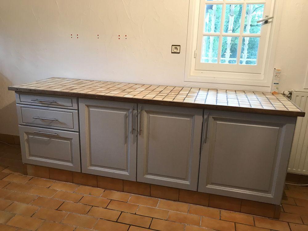 meuble de cuisine + plan de travail 80 Arcangues (64)