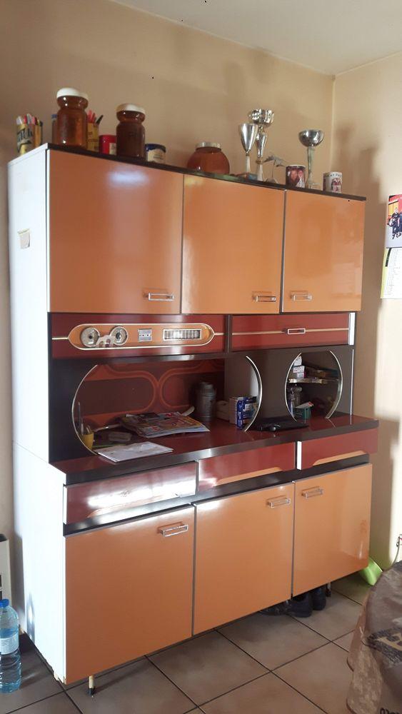 Meuble Cuisine Vintage Formica Cuisine