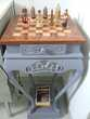 meuble jeu d'échecs en teck 60 Saint-Brevin-les-Pins (44)