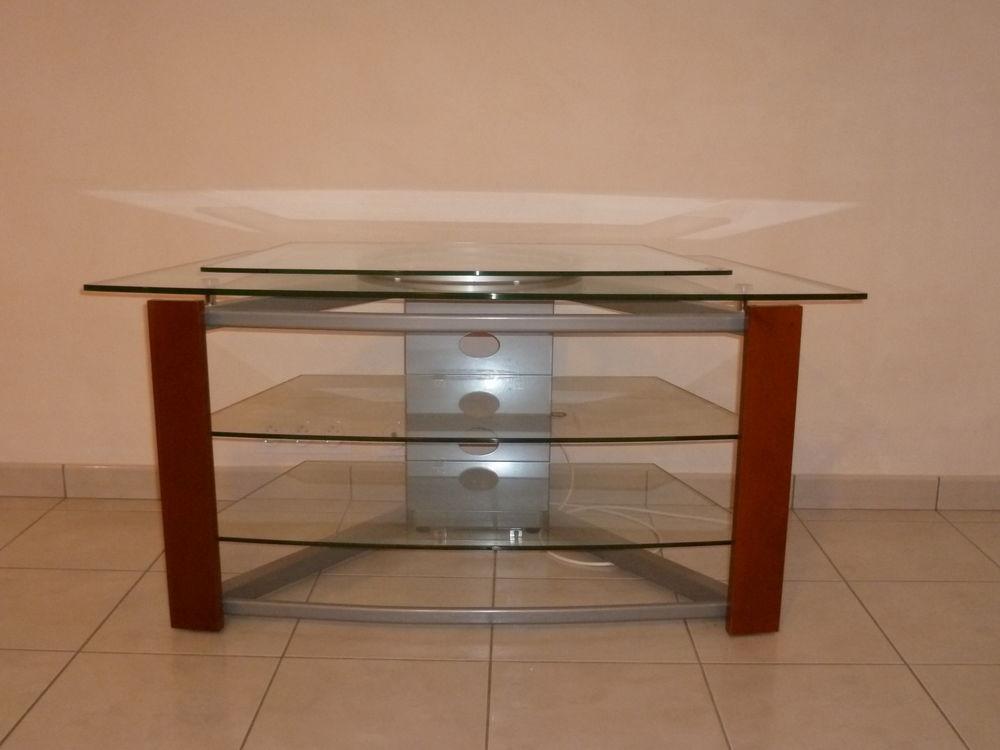 meuble écran plat verre et bois  0 Sainte-Flaive-des-Loups (85)