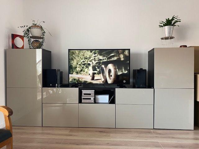 Meuble TV et éléments de rangement complémentaires 400 Arcachon (33)
