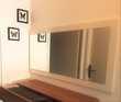Meuble d'entrée avec miroir Meubles