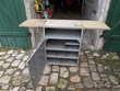 meuble établi avec une porte  faire un prix
