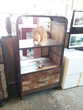 Meuble étagère 1 tiroir style Industriel