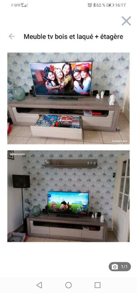 Meuble tv + étagère  50 Marck (62)