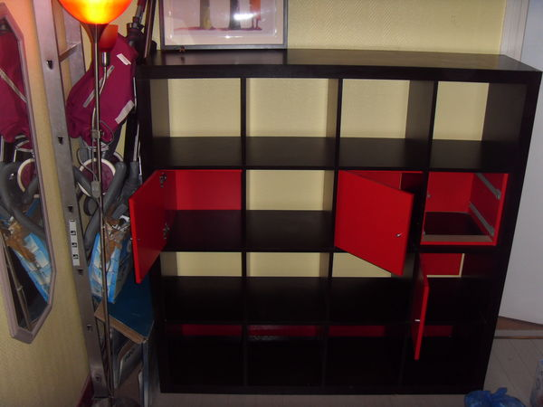 Achetez meuble expedit occasion annonce vente paris 75 for Meuble 4 casier