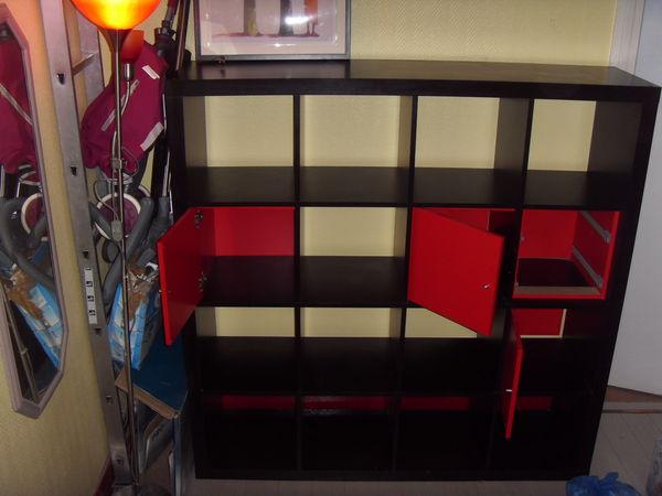 Achetez meuble expedit occasion annonce vente paris 75 for Meuble 1 porte ikea