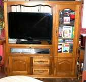 MEUBLE TV HIFI 250 Désertines (03)