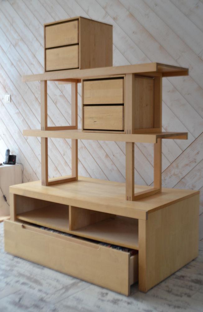 meubles bouleau occasion dans le pays de la loire annonces achat et vente de meubles bouleau. Black Bedroom Furniture Sets. Home Design Ideas