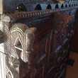 Meuble indien damashia sur 4 roulettes