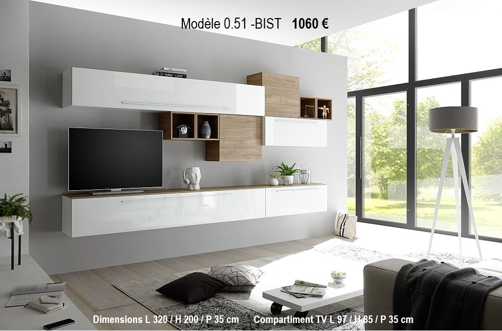 Meuble TV  INFINILIGNE 1060 Toulouse (31)