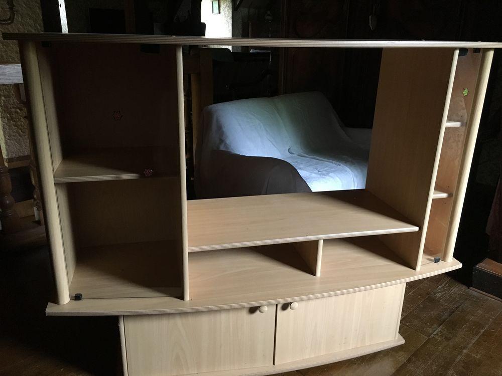 Meuble informatique + meuble TV.  60 Saint-Usuge (71)
