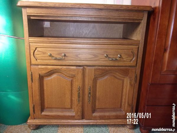meuble informatique et télévision bois 32 Fresnes-sur-Escaut (59)